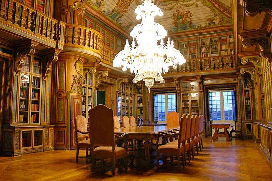 biblioteca cruz vermelha portugal