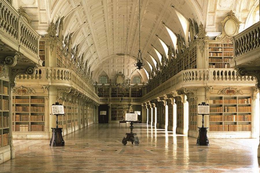 Biblioteca Mafra