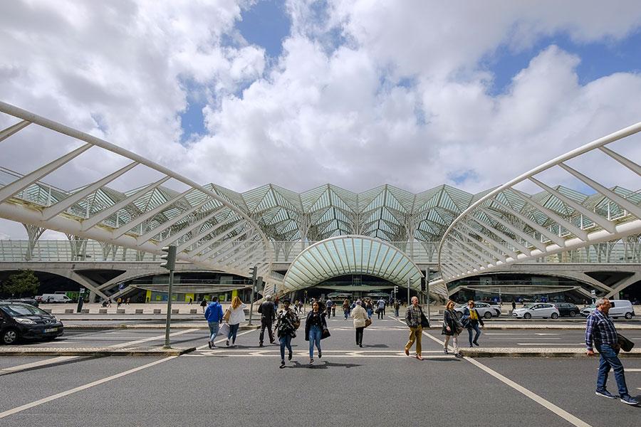 Estação Oriente Lisboa