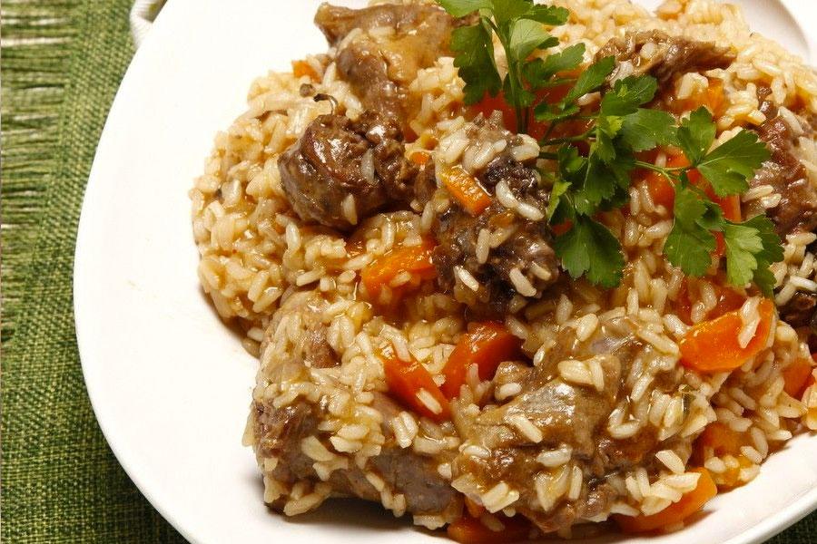 arroz de pato portugal