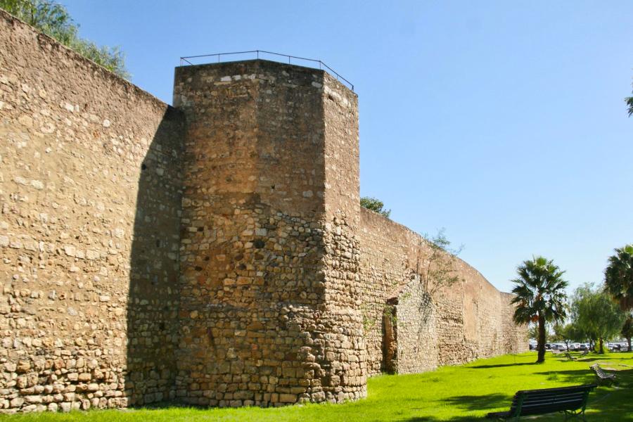 muralhas Faro