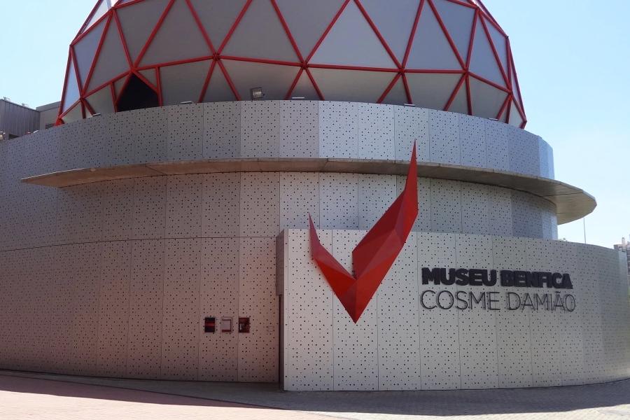 museu estádio da luz