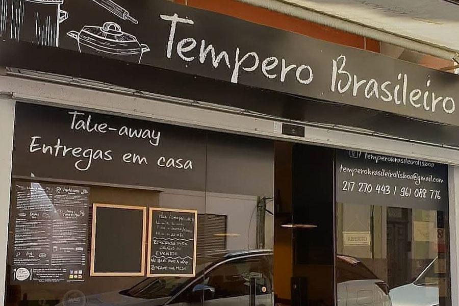 restaurante brasileiro em Lisboa