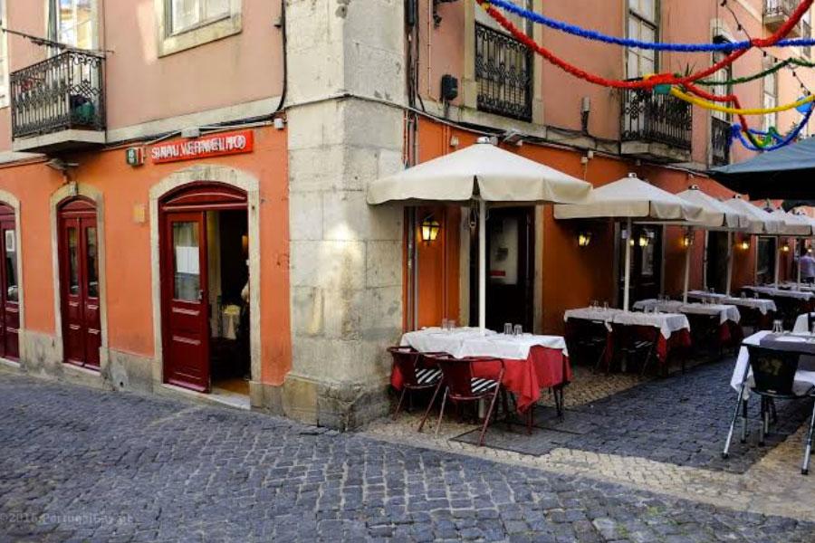 Restaurante Sinal Vermelho
