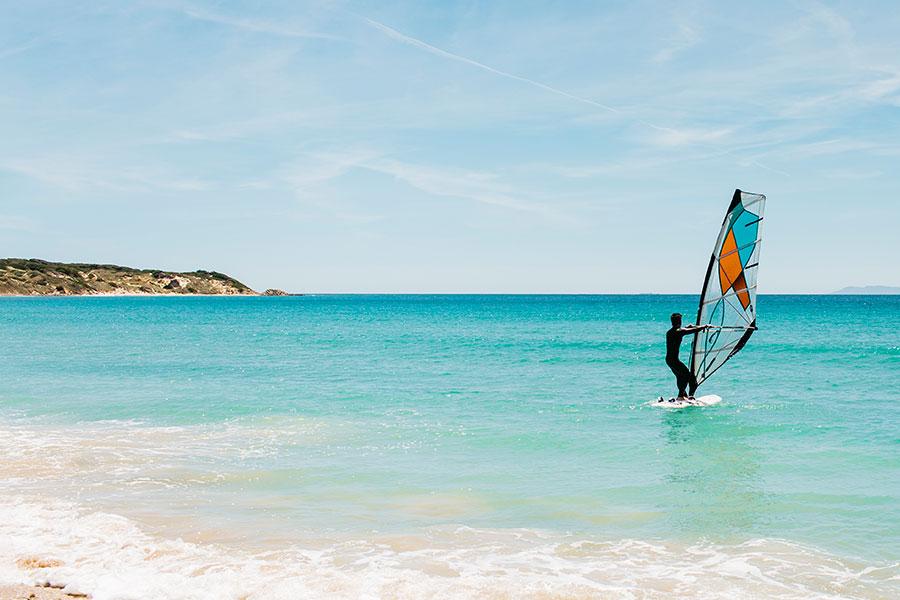 esportes aquáticos em Portugal
