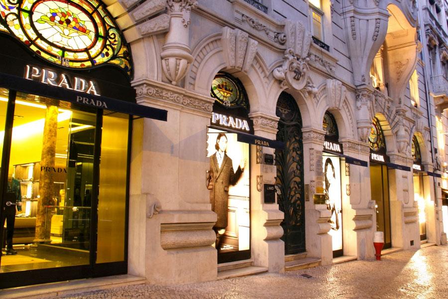 grifes em Lisboa