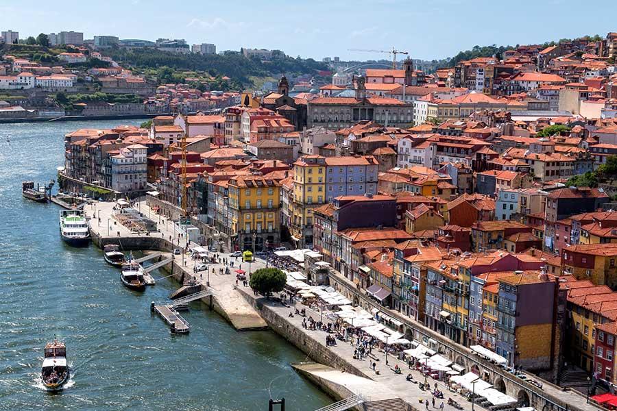 melhores cidades para viver Portugal