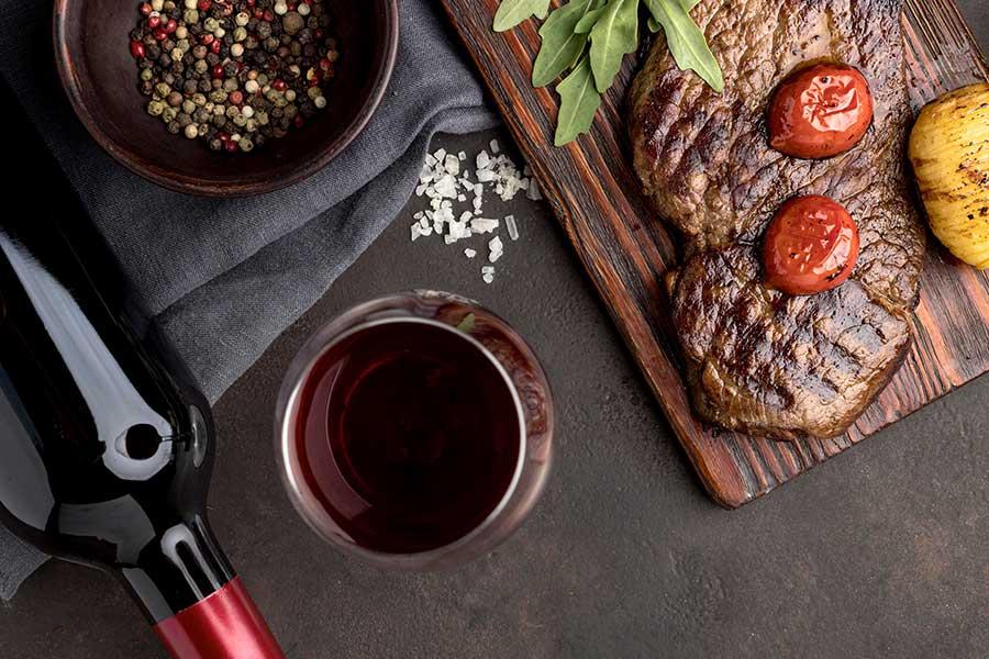 harmonizar vinho do Porto com refeições