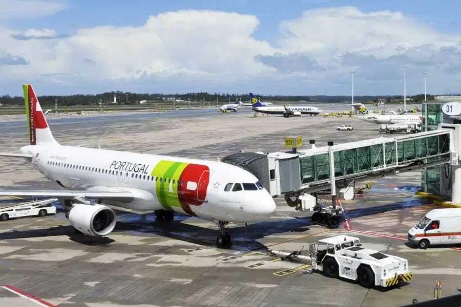 aeroporto do porto